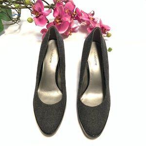 Liz Claiborne Women's Black High Heels Shoes